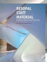 RESOPAL STATT MATERIAL - RESOPAL MORE THAN MATERIAL
